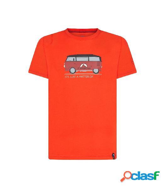 CAMISETA La Sportiva Van T-Shirt M Climbing M