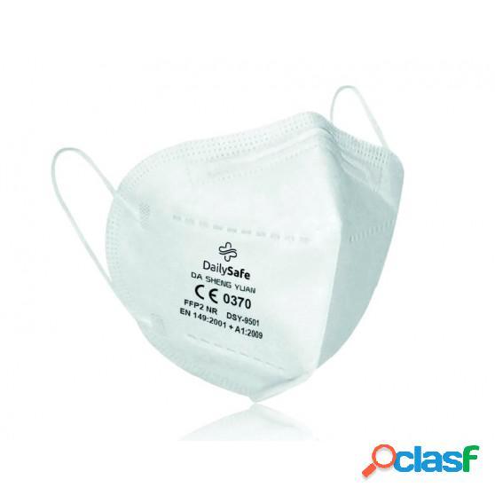 Caja 30 uds Mascarilla FFP2 XL Blanco