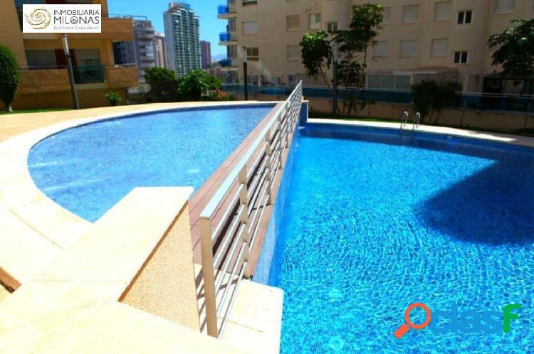 Cala de Villajoyosa – Amplio piso de 2 dormitorios ubicado