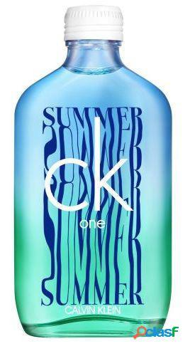 Calvin Klein One Summer 2021 eau de Toilette 100 ml