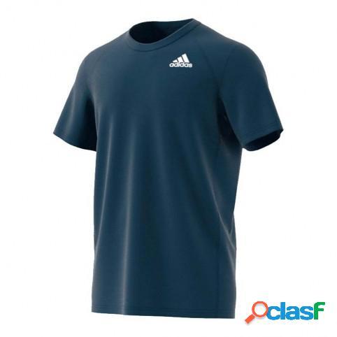 Camiseta Adidas Club Crew 2021 S Azul Oscuro