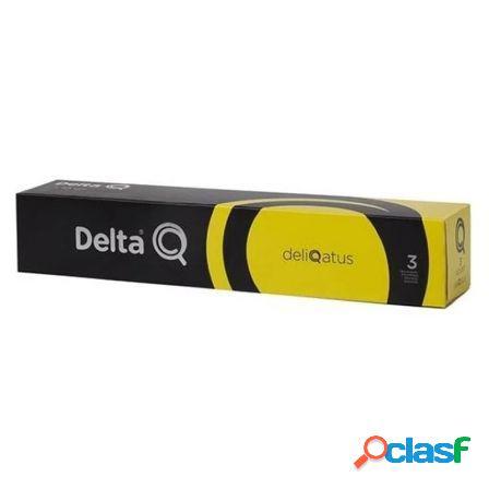 Capsula delta deliqatus para cafeteras delta/ caja de 10