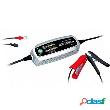 Cargador de baterias ctek mxs 5.0 test & charge 12v-5a