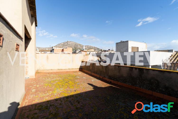 Casa céntrica para reformar en Torroella de Montgrí