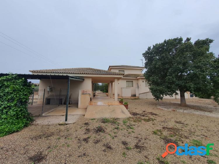 Casa con terreno en Camino de los Valencianos, Lorca-Murcia