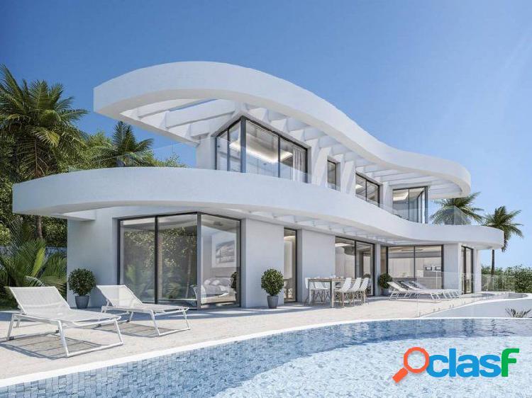 ???? Casa de lujo moderna de nueva construcción en venta en