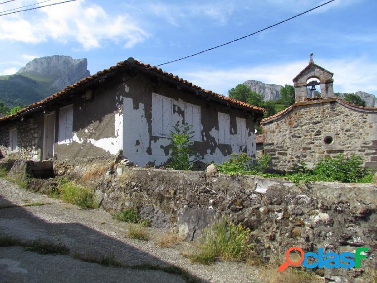 Casa de pueblo en Liebana