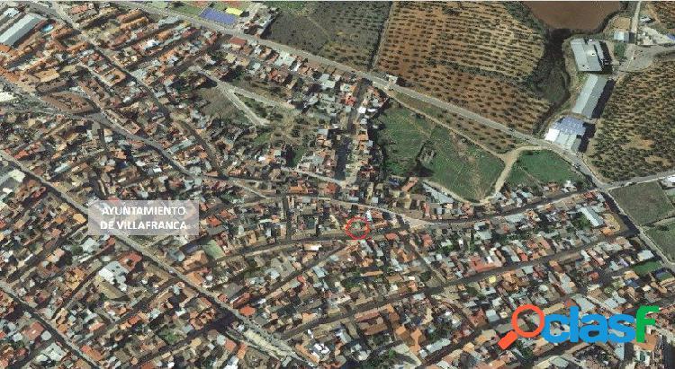 Casa para reformar en Villafranca de Córdoba