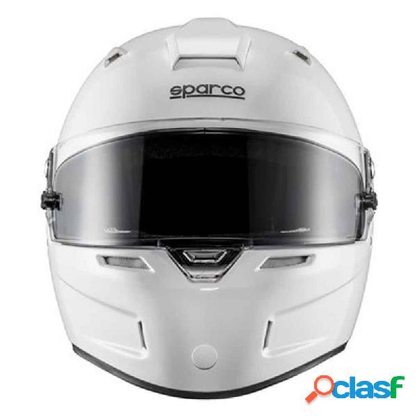 Casco Sparco Sky Kf-5W Kevlar/Fiberglass Fia Tg. Xl blanco