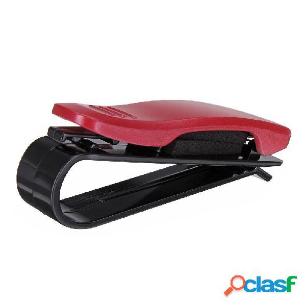 Coche Gafas Auto Vehículo Portable Eye Gafas Accesorios de