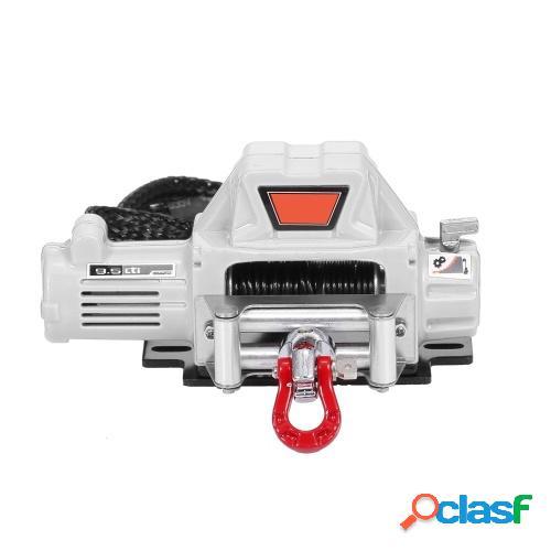 Compatible con 1/10 RC Car Winch automático Winch RC Winch