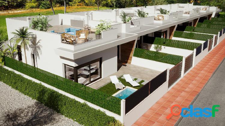 Complejo residencial de lujo compuesto por solo 10 villas