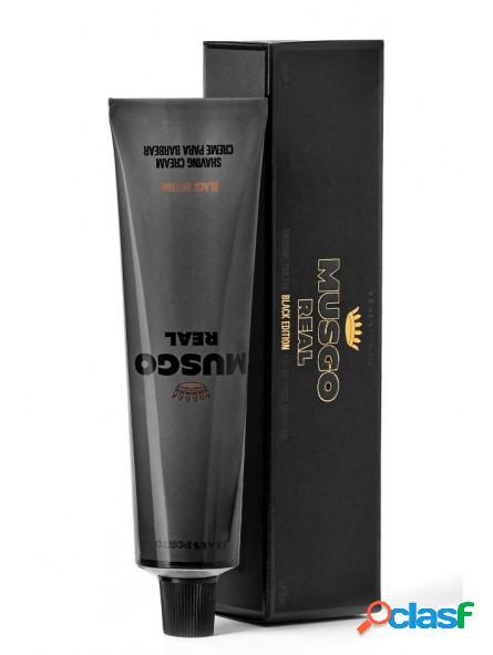 Crema de Afeitar Black Edition Musgo Real 100ml