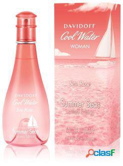 Davidoff Cool Water Woman Sea Rose Summer Seas Eau De