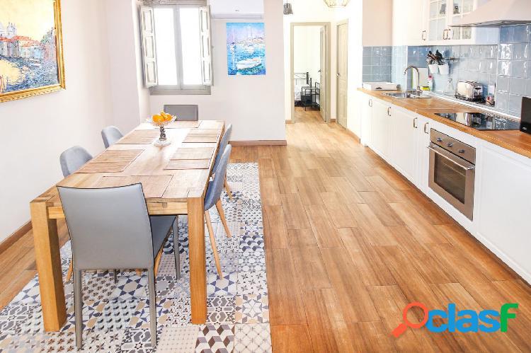 Diseño y confort en pleno centro de Alicante