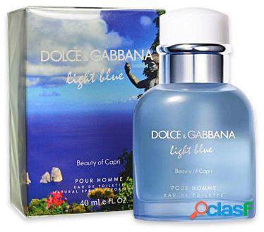 Dolce & Gabbana Light Blue Beauty Of Capri Pour Homme Eau De