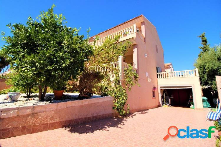 Duplex con vistas al mar piscina y garaje en venta en