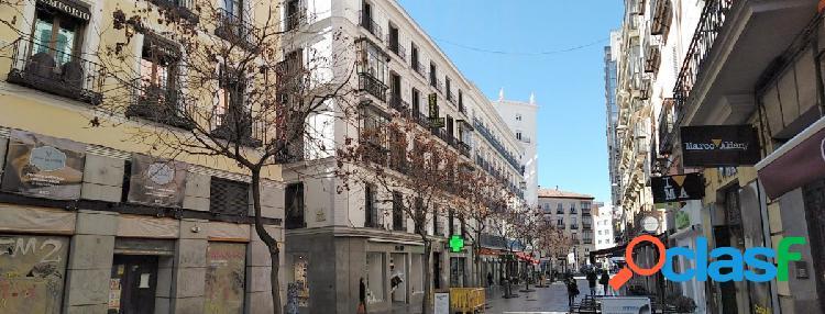ESPECTACULAR VIVIENDA EN PLENO CENTRO DE MADRID