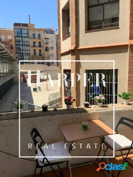 EXCLUSIVE APARTMENT IN EXAMPLE WITH A TERRACE