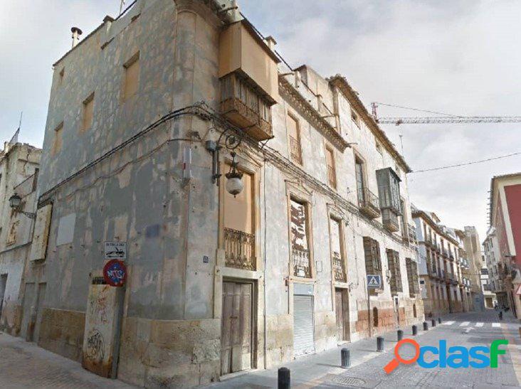 Edificio en Corredera, Lorca-Murcia