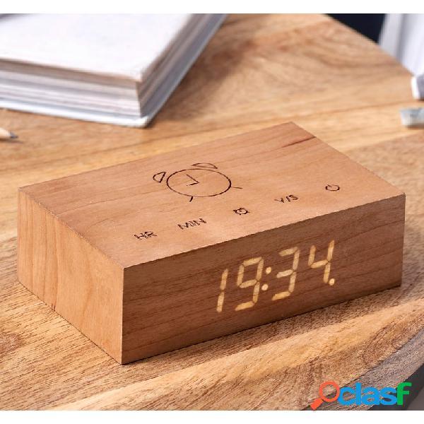El Reloj Despertador más Elegante