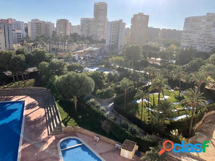 Elegante estudio en Playa San Juan de Alicante, 5 min de la