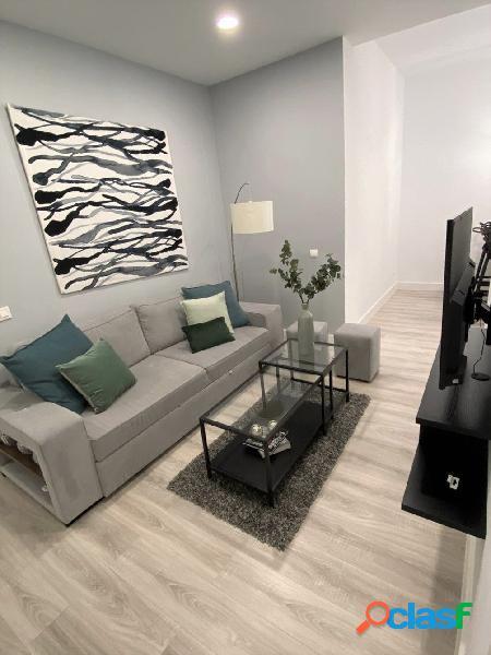 Elegante y cómodo piso en la Castellana