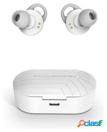 Energy Sistem Auriculares True Wireless 5.0 Blanco
