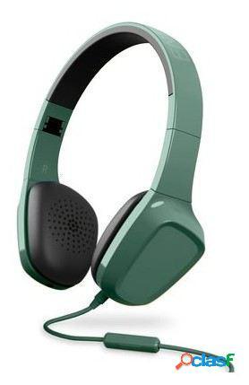 Energy Sistem Headphones 1 Mic Green