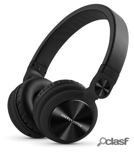 Energy Sistem Headphones DJ2 Mic Black