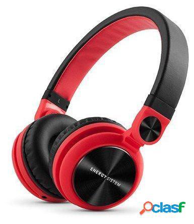 Energy Sistem Headphones DJ2 Red