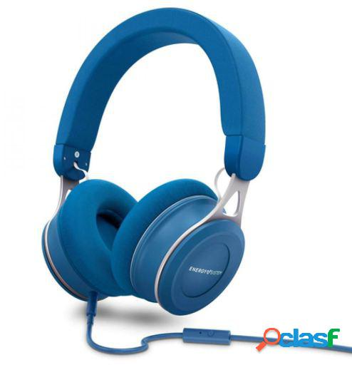 Energy Sistem Headphones Urban 3 Mic Blue