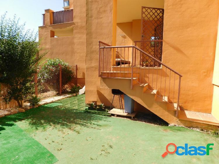 Espectacular piso con jardín Rivera del Sol