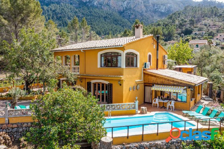 Esplendido Chalet en Port D Es Canonge con piscina