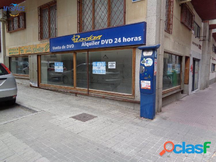 Estupendo Local Comercial en Centro de Ávila capital.