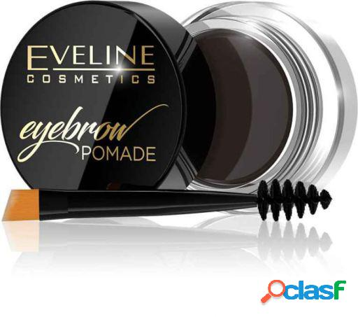 Eveline Cosmetics Eyebrow Pomada Dark brown