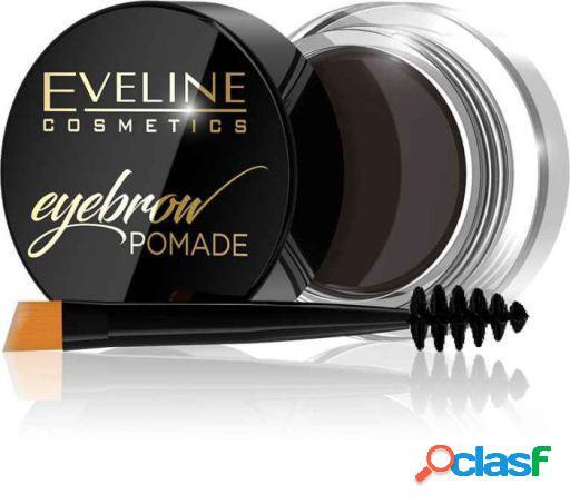 Eveline Cosmetics Eyebrow Pomada Soft Brown