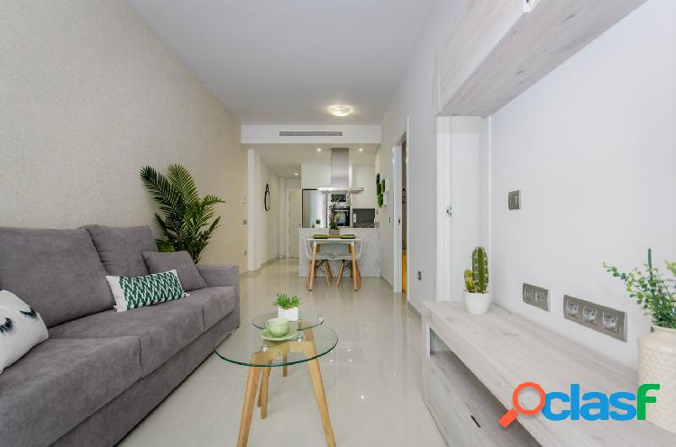 Excelente apartamento moderno de 3 dormitorios y 2 baños en