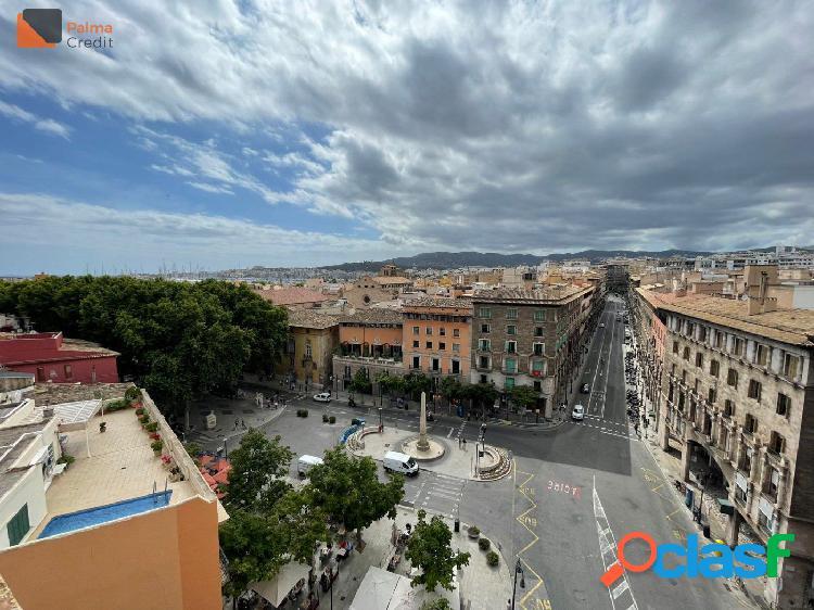 Exclusivo piso en el casco antiguo de Palma de Mallorca