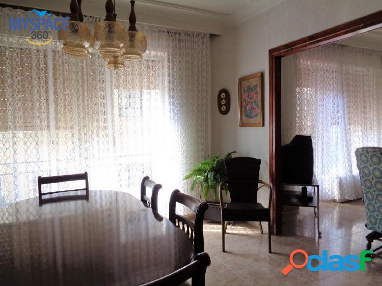 Exclusivo piso en zona centro de Ávila capital