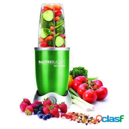 Extractor de nutrientes nutribullet nb5-0628-g/ 500w/