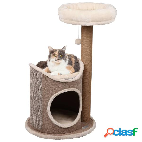 FLAMINGO Rascador para gatos en forma de barril George