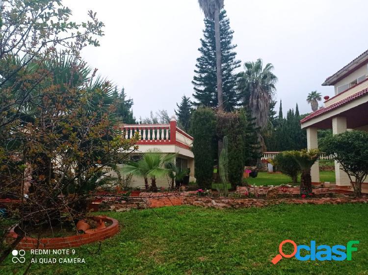 Fantastica villa en Arroyo de a Miel