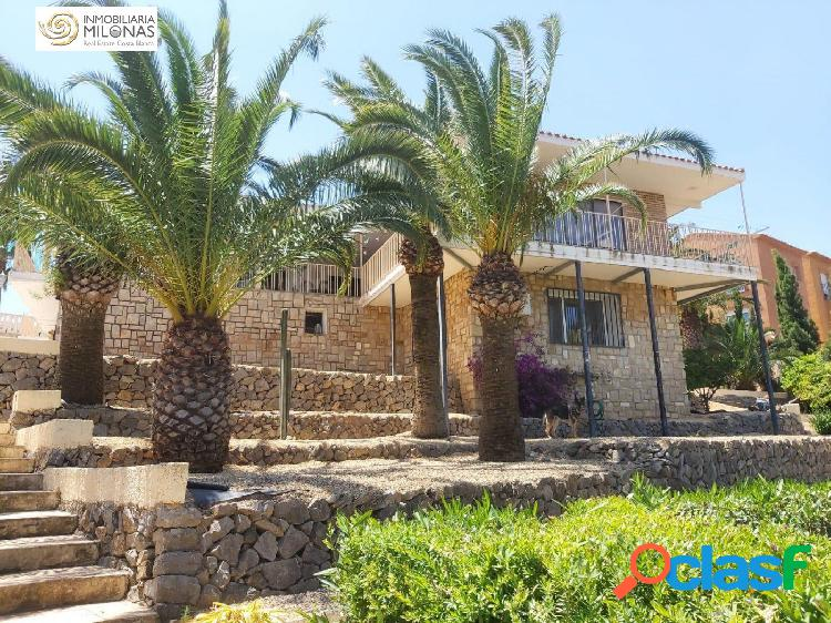 Fantástica villa independiente con piscina privada y