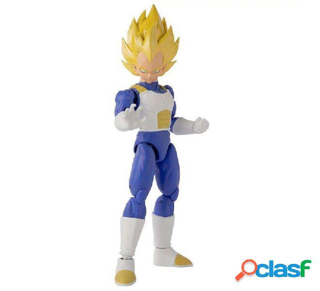 Figura Deluxe Dragon Ball Vegeta de 17 cm Articulada