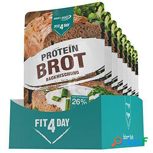 Fit4Day Protein Brot 8 x 250 gr