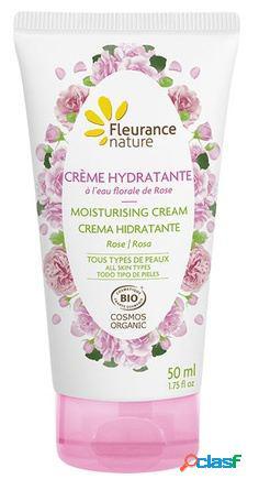 Fleurance Nature Crema Hidratante Rosa