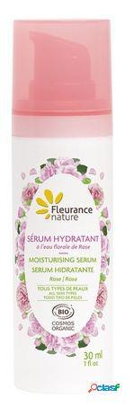 Fleurance Nature Sérum Hidratante con Rosa