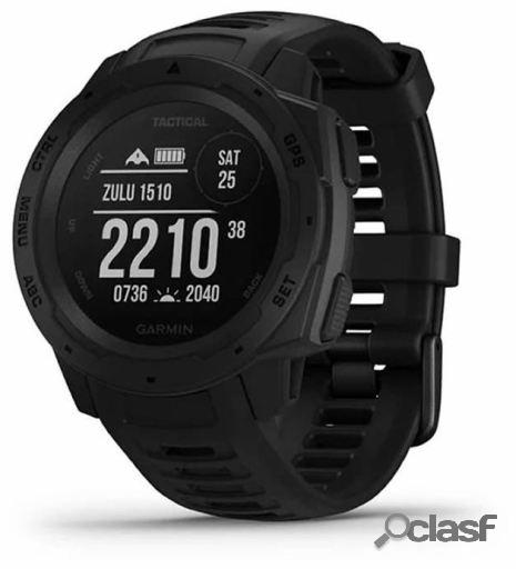 Garmin Smartwatch Instinct Tactical Edition Negro