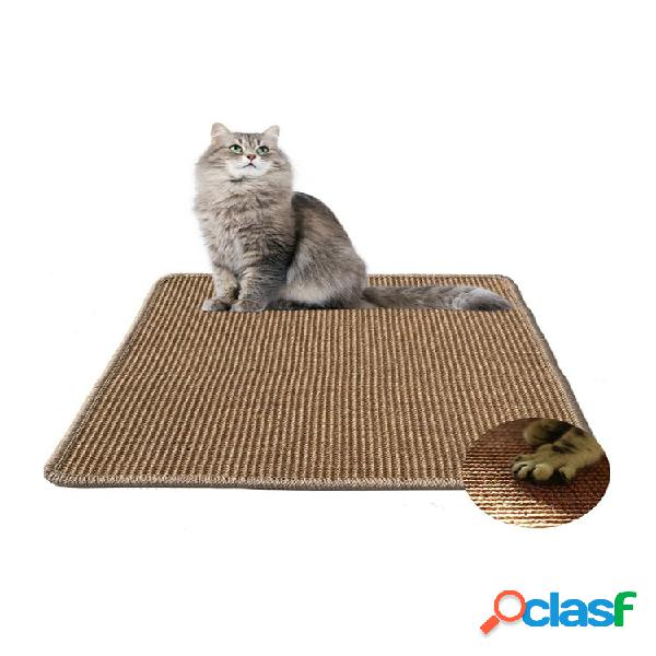 Gato Juguete Garras Pad Guardia Patas de mesa Mascotas